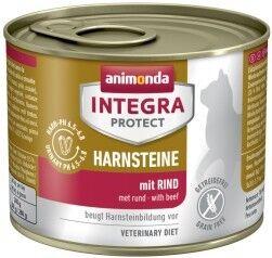 Animonda Cat Dose Integra Protect Harnstein mit Rind 200g