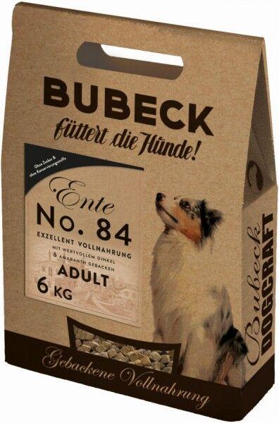 Bubeck No.84 Ente, Dinkel & Amaranth 6kg