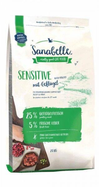 Sanabelle Sensitive Geflügel 2 kg