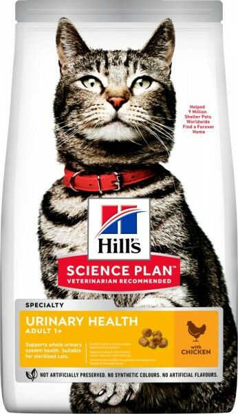 Hills Science Plan Katze Adult Urinary Health Huhn 1,5kg