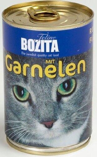Bozita Cat Nassfutter Garnelen 410g