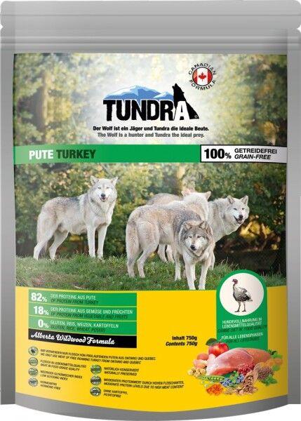 Tundra Pute - Alberta Wildwood 750g