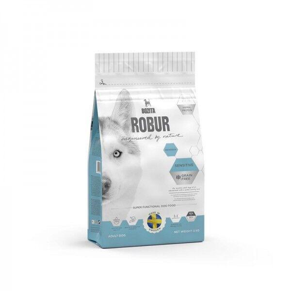 Robur Sensitive Grain Free Reindeer 3kg