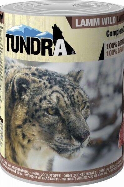 Tundra Cat Lamm & Wild 400g Dose