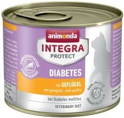 Animonda Cat Dose Integra Protect Diabetes mit Geflügel 200g