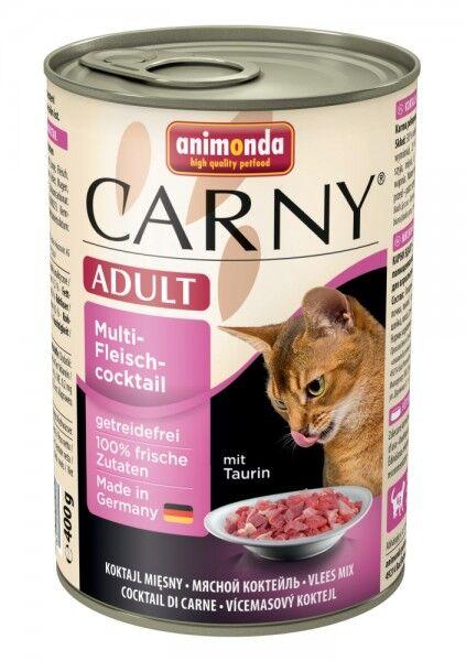 Animonda Carny Adult Multi-Fleischcocktail - 400g Dose