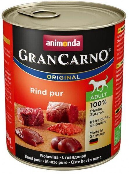 Animonda GranCarno Adult Rind 800g Dose