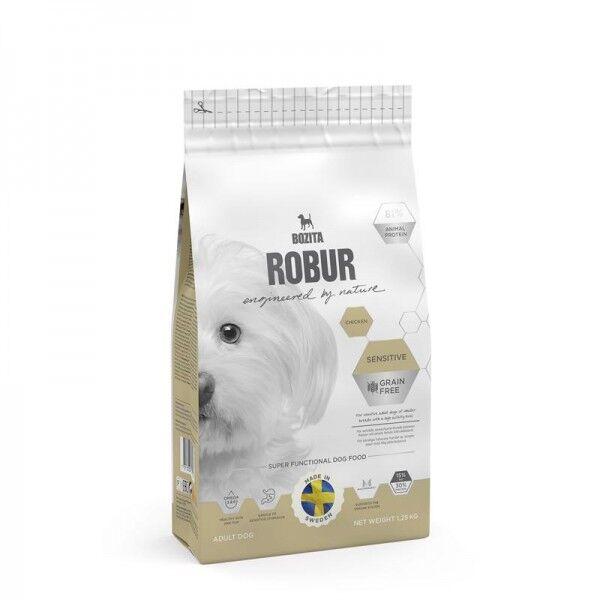 Robur Sensitive Grain Free Chicken 1,25kg