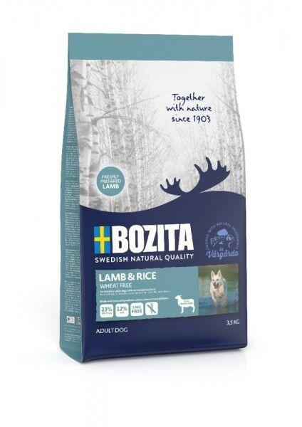 Bozita Lamb & Rice Weizenfrei 3,5kg