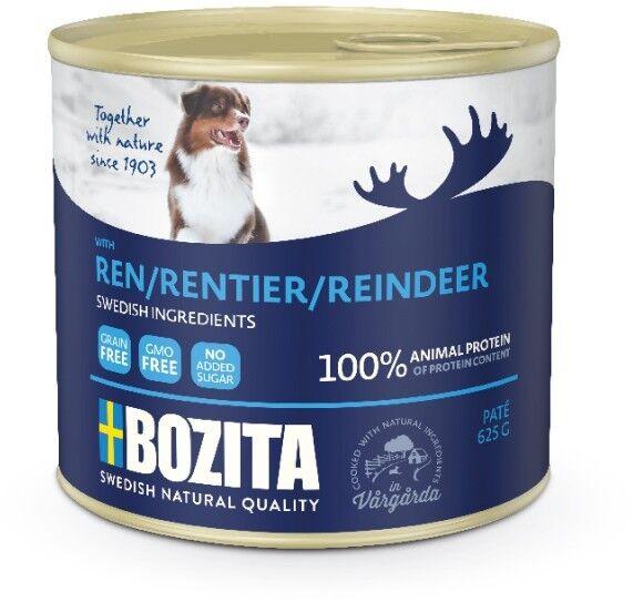 Bozita Dog Dose Paté Rentier 625g