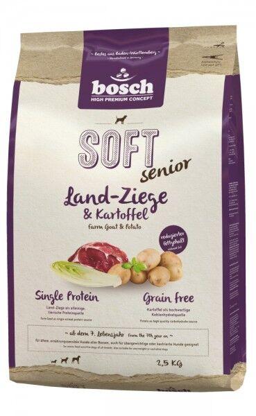 Bosch HPC Soft Senior Ziege & Kartoffel 2,5kg