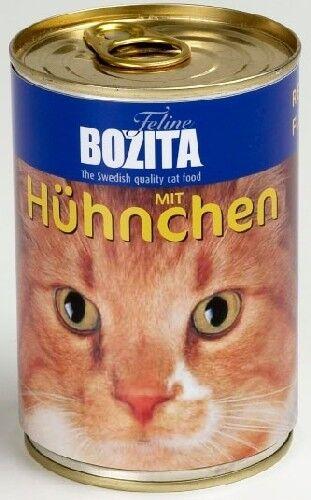 Bozita Cat Nassfutter Hühnchen 410g