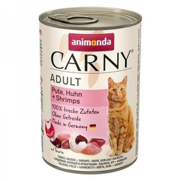 Animonda Carny Adult Pute & Huhn & Shrimps - 400g Dose
