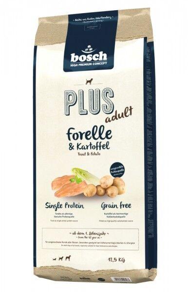 Bosch PLUS Forelle & Kartoffel 12,5 kg