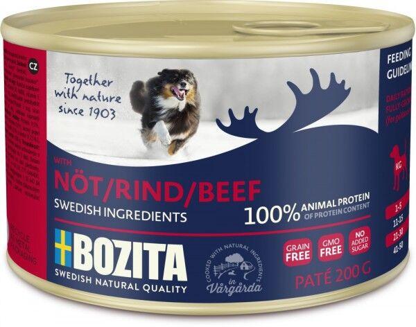 Bozita Dog Dose Paté Rind 200g