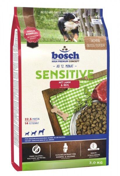 Bosch Sensitive Lamm & Reis 3 kg