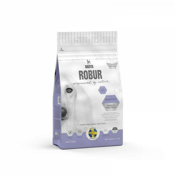 Robur Sensitive Single Protein Lamb 3kg