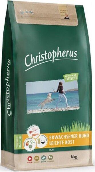 Allco Christopherus Erwachsener Hund Leichte Kost - 4kg Beutel