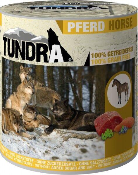 Tundra Dog Pferd 800g Dose
